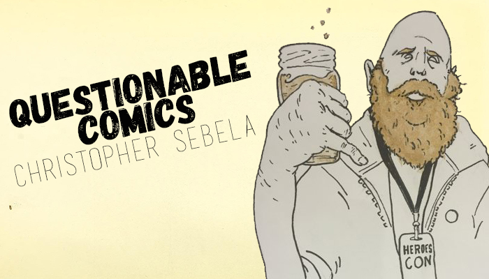 Questionable Comics Christopher Sebela