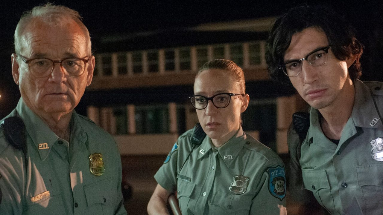 Dead Don't Die Chloe Sevigny Adam Driver Bill Murray